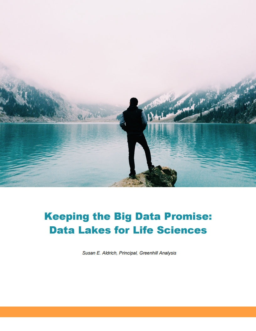 Pharma Data Lake Whitepaper