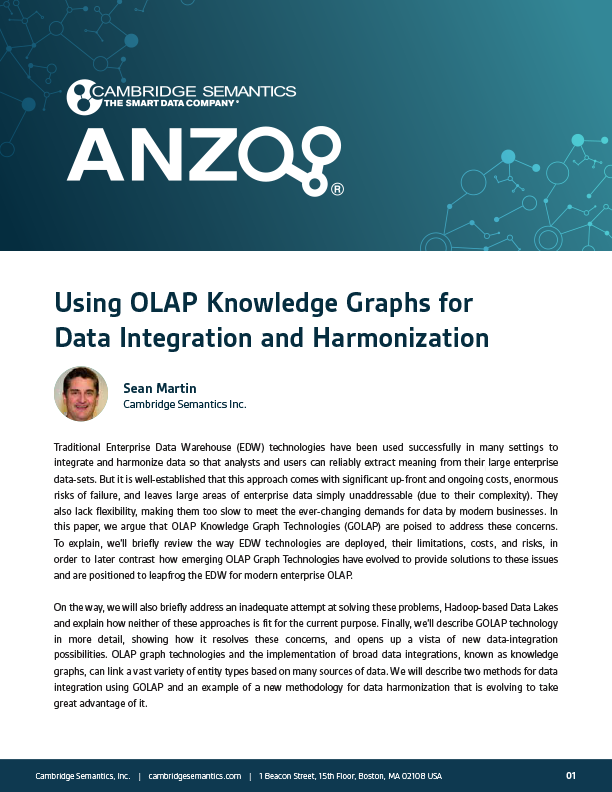 Using OLAP Knowledge Graphs thumbnail