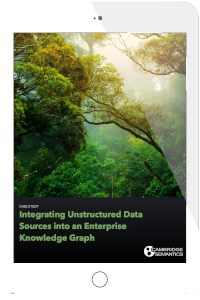 Integrating Unstructured Data Sources with Knowledge Graph